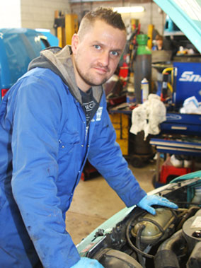 Car Mechanic Honiton